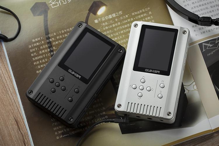 QA360便携HiFi无损音乐播放器