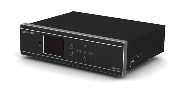 QA660/QA-660母带级数字转盘; 发烧级播放器; 支持主流无损格式; 声音接近真实.