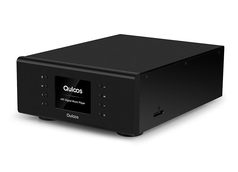 乾龙盛QA661母带级数字转盘 / 无损播放器