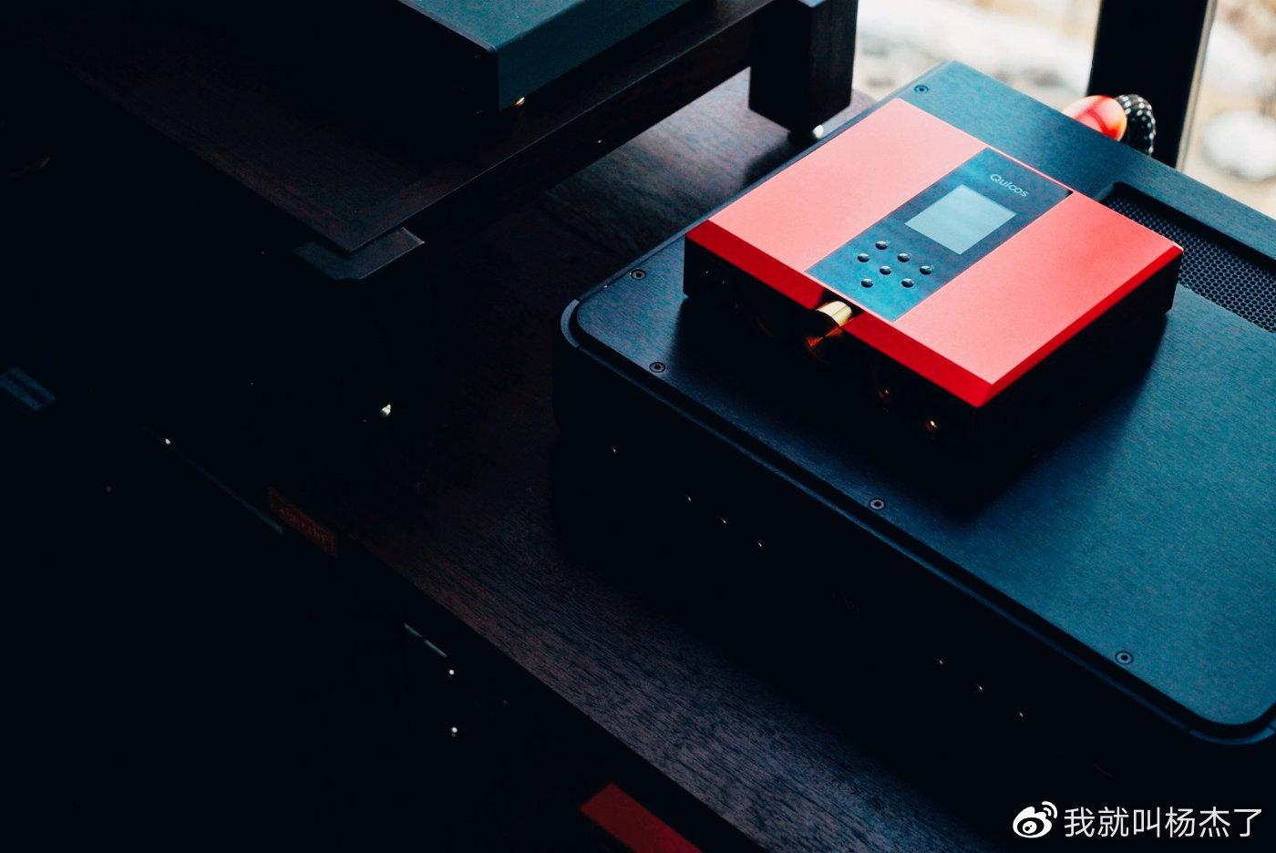 【转载】扫地僧——乾隆盛QLS QA390可移动式HI-FI桌面解决方案